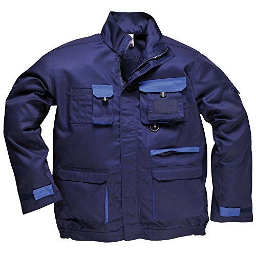 Portwest Contrast jacket (TX10) Navy