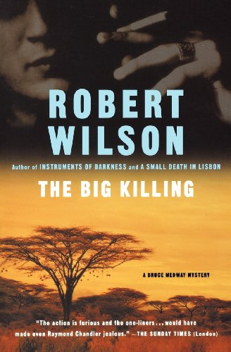 The Big Killing (Bruce Medway Mysteries, No. 2)