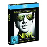 Vinyl - Die komplette 1. Staffel inkl. Bonus Disc und Art Cards (exklusiv bei Amazon.de) [Blu-ray]