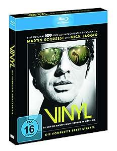 Vinyl - Die komplette 1. Staffel inkl. Bonus Disc und Art Cards (exklusiv bei Amazon.de) [Blu-ray] [Limited Edition]