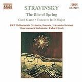 Stravinsky: Rite Of Spring (The) / Card Game