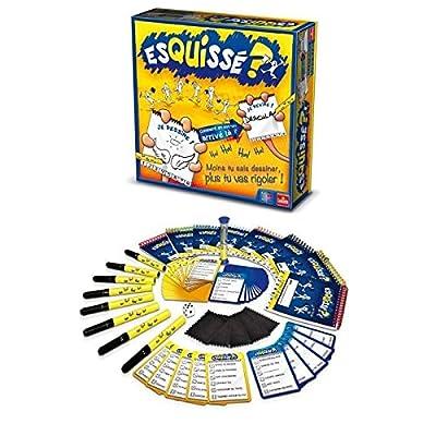 Goliath - 76210.006 - Esquissé - 6 Joueurs