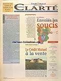 Telecharger Livres INFOS CLARTE du 01 02 1995 CREDIT MUTUEL ENVOLES LES SOUCIS NUITS SAINT GEORGES LE CREDIT MUTEL A LA VENTE POUR BIEN GERER SON BUDGET AU QUOTIDIEN (PDF,EPUB,MOBI) gratuits en Francaise