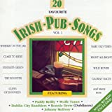 20 Favourite Irish Pub Songs - Vol 1