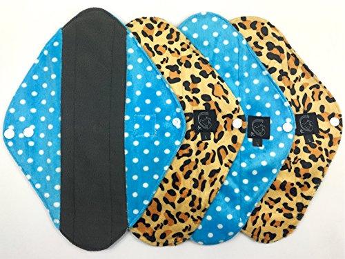 4-pack-spots-leopard-heavy-flow-cloth-sanitary-pads-csp-30cm-long-x-10cm-wide-1175-l-x-4-w-bamboo-ch
