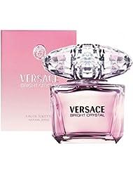 Versace Bright Crystal Eau de toilette en flacon vaporisateur pour femme 200ml