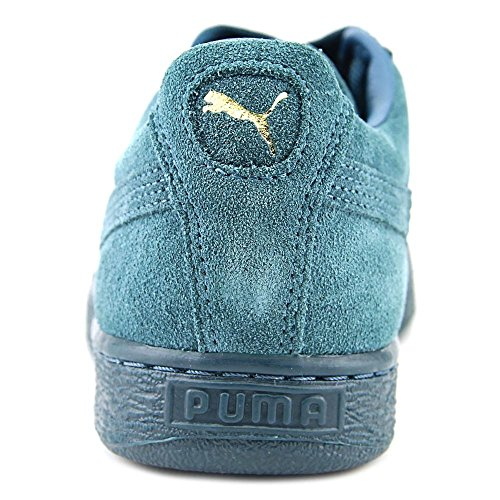 51epROp8lsL. SS500  - Puma - Mens Suede Classic + Mono Iced Shoes