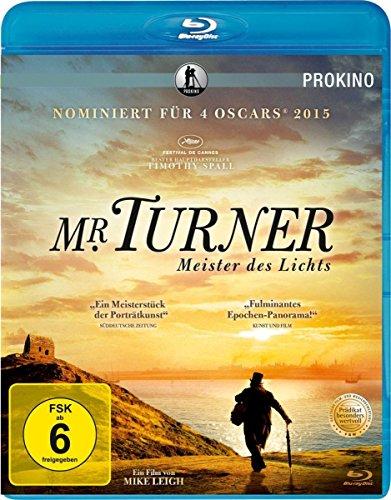 Mr. Turner - Meister des Lichts [Blu-ray]