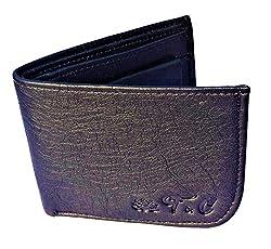 mens leather wallet, mans wallet, mens wallets leather_FC 04 Black