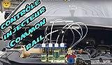 Kraftmann 8106 Testeur de Common-Rail avec 24 adaptateurs, Multicolore, Set de 25 Pièces...