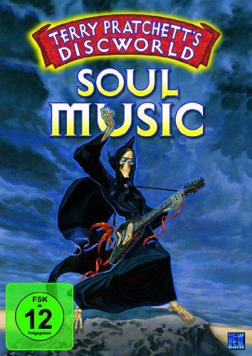 Terry Pratchett - Discworld: Soul Music