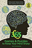 365 Games & Puzzles to Keep Your Mind Sharp (Brain Workout)
