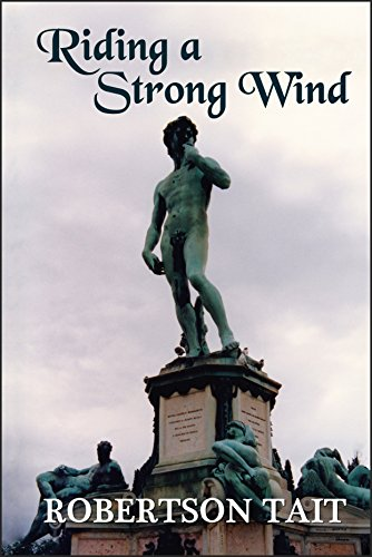 Riding a Strong Wind by Robertson Tait