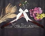 Michell63Bentham Personalisierbar Bridal Kleid Kleiderbügel, Geschenke für Braut, Mutter der Braut, Geschenke für Bräutigam