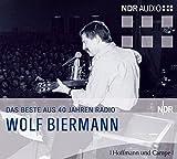 Zu Gast beim NDR. 2 CDs - Wolf Biermann