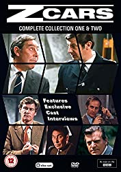 Z Cars Complete Collection One & Two [DVD] [UK Import]