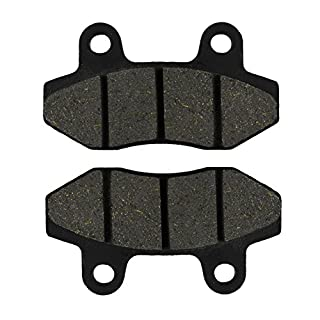 AHL Front Rear Brake Pads Disc FA86 for HYOSUNG GV 650 /GT 125 2007-2011