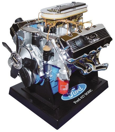 liberty-classics-84025-vehicule-miniature-ford-engine-moteur-427-sohc-echelle-1-6