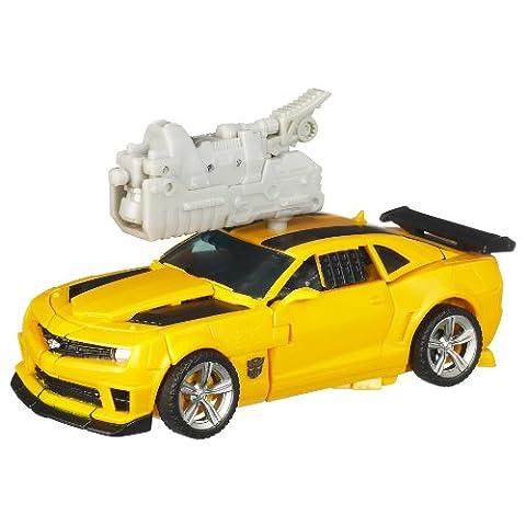 Transformers 3 La Face Cachée de la Lune – Bumblebee Autobot – Mechtech – Deluxe – Level 2 – 15 cm