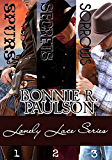 Lonely Lace Series, Box Set Books 1 - 3  | Western Romance: Clearwater County