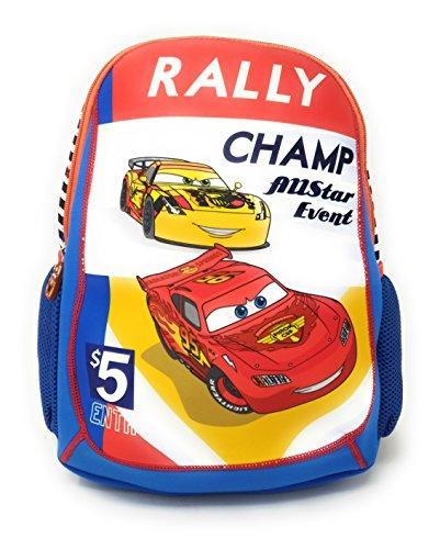 HMI Original Disney Characters 14 inch Toddler Kids Backpack Bag for Kindergarten/Play School/Nursery/Elementary School/Play House/Travel/Picnic/Holiday/School Bag