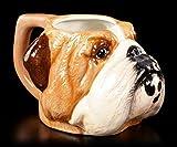 Lustige Tasse - Englische Bulldogge - Hund Keramik Kaffeebecher