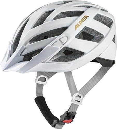 Alpina Panoma Classic Fahrradhelm - White Prosecco, Kopfumfang:52-57 cm