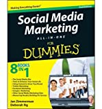 Social Media Marketing All-in-One For Dummies (For Dummies (Computers)) (Paperback) - Common