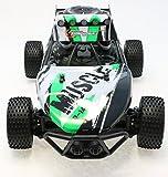Top Race® Remote Control Racer, RC Auto Monstertruck 4WD, Ferngesteuertes Auto, HIgh Speed Geländefahrzeug, 2,4Ghz (TR-140 - 2