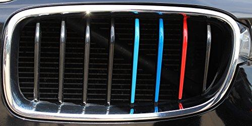 Preisvergleich Produktbild blupalu I 24 teiliges hochwertiges Aufkleber-Set I Aufkleber Set in 4 verschiedenen Farben (dunkelblau, weiß, rot und hellblau)