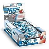 Frey Nutrition 55er Protein Riegel 10 x 50g Riegel 10er Pack Peanut-Butter