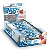 Frey Nutrition 55er Protein Riegel 10 x 50g Riegel 10er Pack Schoko Crisp