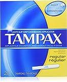 Tampax Regular 20 Tampons
