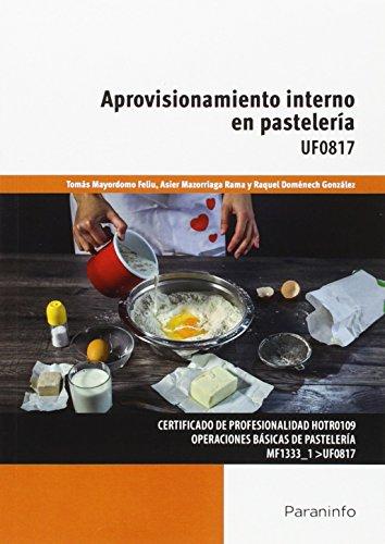 Aprovisionamiento interno en pastelería por RAQUEL DOMENECH GONZÁLEZ