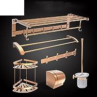 Bagno spazio a sospensione in alluminio Kit/Rack/La
