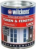 Wilckens Türen und Fensterlack, weiß, 375 ml 11091100030
