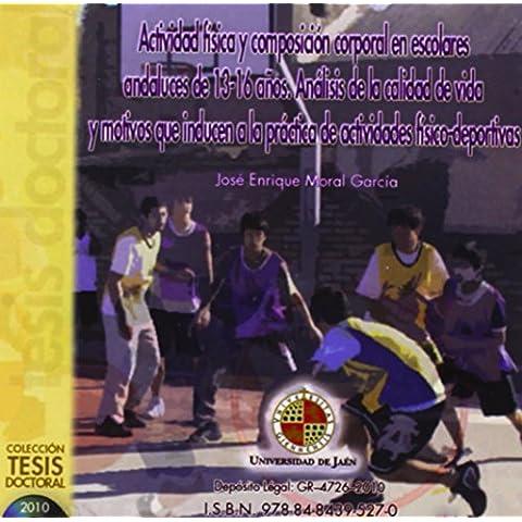 Actividad física y composición corporal en escolares