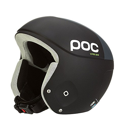 POC Skull Orbic CompCasque de ski unisexe URANIUM BLK