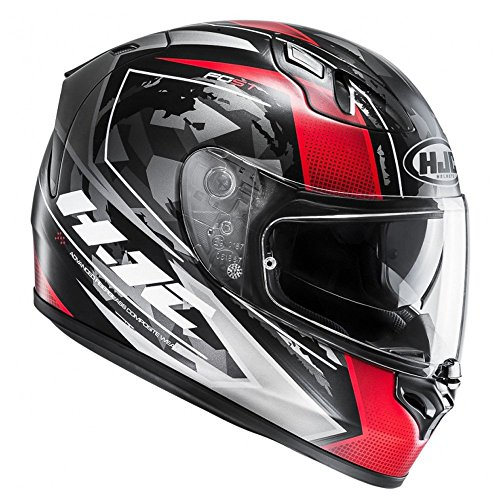 Casco fg-st Kume rojo mc1sf casco integral motocicleta accidente tapa + Pinlock