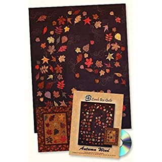 Lunch Box Quilts Autumn Wind Pattern