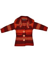 Prettyway Girls' Woollen Sweater