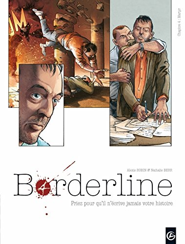 Borderline - volume 4 - Martyr