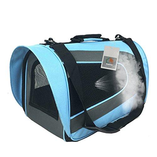 Cadrim 2 in1 Hund Autositzbezug Rutschfest Wasserdicht Autoschutzdecke Hunde Sicherheits Gurt fürs Auto und Autositzabdeckung Verstellbarer Ruckdämpfer Sicherheit Auto Sicherheitsgurt für Hunde mit elastischer (Transporttasche)
