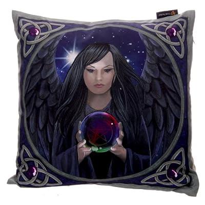Puckator CUSH17 Lisa Parker Cushion Cover Dark Angel 1 x 40 x 40 cm