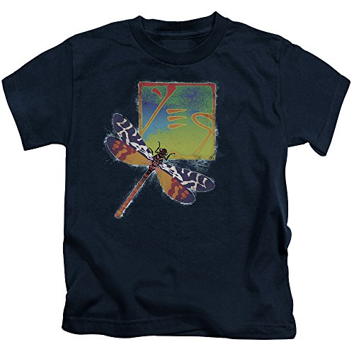 (Yes - Jugend Dragonfly T-Shirt, Large (7), Navy)