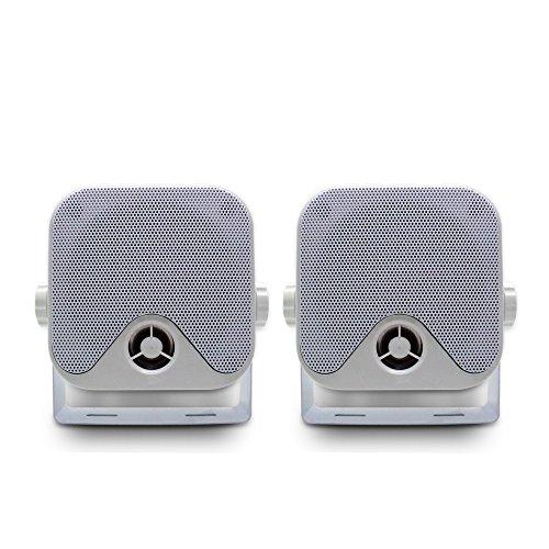 100 W 10,2 cm Mini Marine Lautsprecher Wasserdicht Stereo Audio Lautsprecher System Für ATV UTV Motorrad Lautsprecher Traktor Boot Box Lautsprecher (Traktor-boxen)