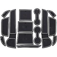 XYLZJ 1//2PCS Auto Cup Holder Non-slip Mat Interior Decoration Car Styling Accessories For MINI Cooper Clubman R55 R56 R57 R58 R59 F54,1PCS