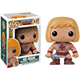 Pop Masters of the Universe He-Man Figure