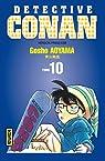Détective Conan, tome 10 par Aoyama