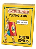 Cheatwell Games Horrible Histories Card Game Rotten Romans